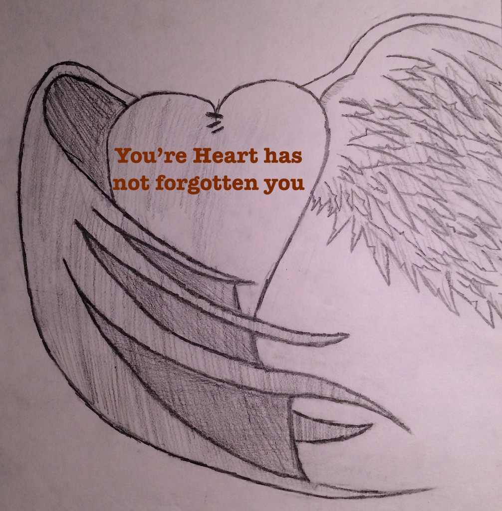 your heart has not forgotten you image